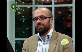 وهابی تازه مسلمان شده سلمان حدادی
